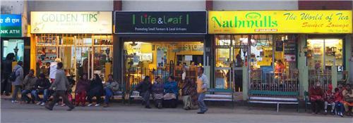 Shops Selling Darjeeling Tea