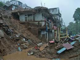 Darjeeling is prone to Natural Disasters