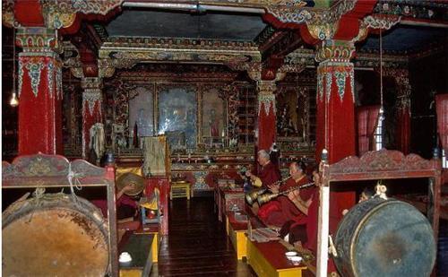 Bhutia Basty Monastery