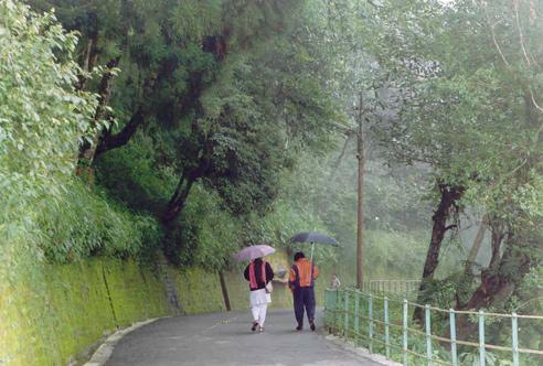 The Mall Road or the Bhanubhakt Sarani