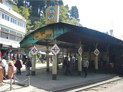Ghum - The Gateway of Darjeeling
