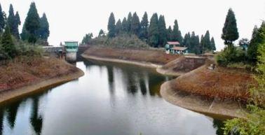 Senchal Lake Near Ghoom