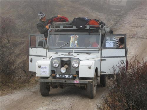 On Way To Maneybhanjang