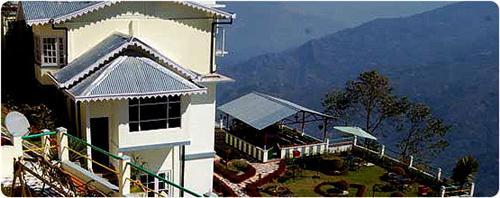 A Three Star Hotel In Darjeeling