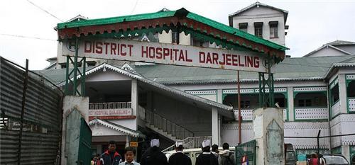 Hospitals in Darjeeling
