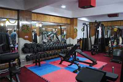 Tenzins Gym in Darjeling