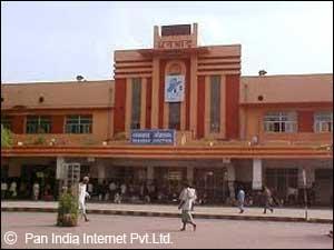 Dhanbad Station