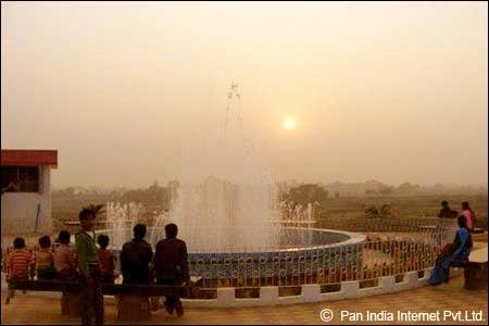 Beautiful view in Dhanbad