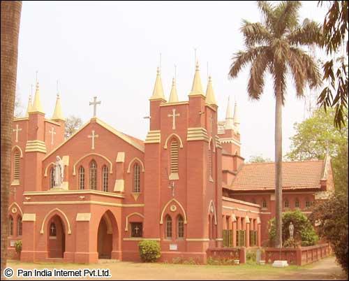 Sacred Heart Church,Asansol