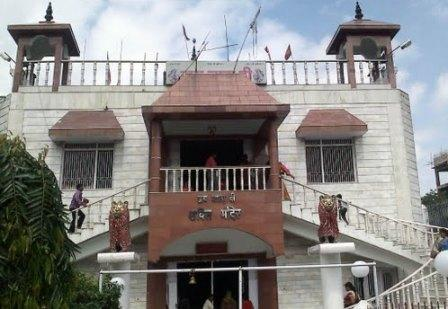 Religious structures in Dhanbad
