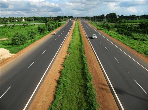 Road Connectivity in Dhanbad