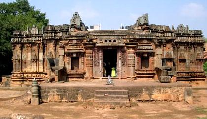 Bhavanishankar Temple