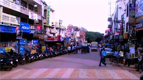Shopping in Dharwad
