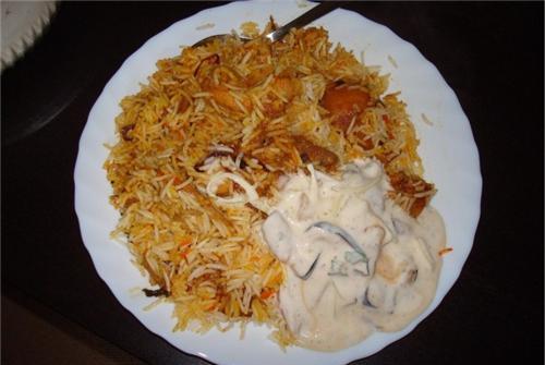 Food of Dindigul