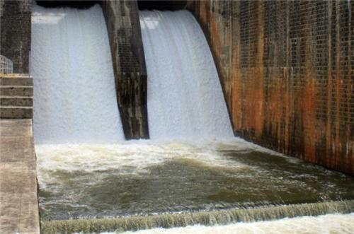 Dams in Dindigul