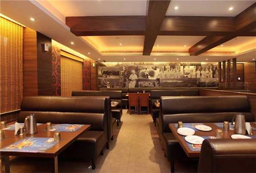 Restaurants in Dindigul