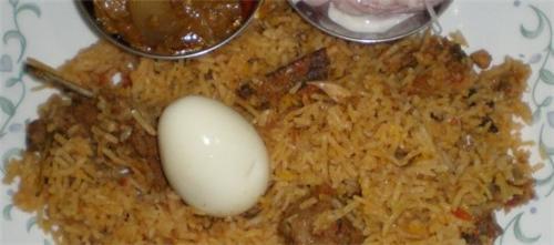 Food in Dindigul