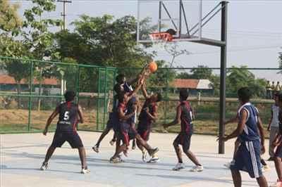 Sports in Dindigul