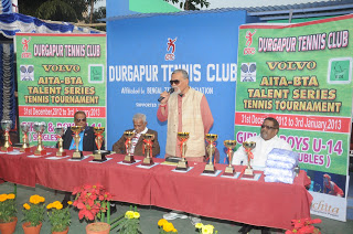 Durgapur has come up with a well organised system of sports associations and bodies