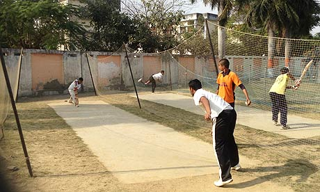 Like all other parts of India West Bengal too loves cricket