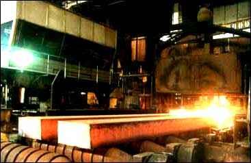 Durgapur alloy steel Plant