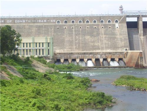 Dams in Erode