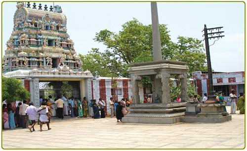 Temples in Erode