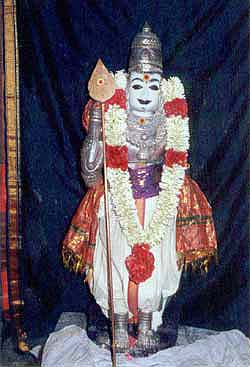 Temples in Tirupur