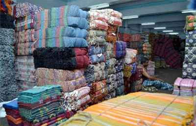 Textile Industry in Erode