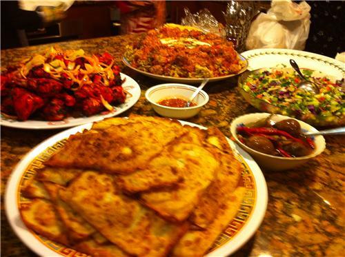Street Side Food in Firozabad