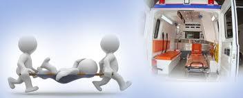 Ambulance Service in Gandhinagar