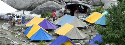 Camping and Trekking in Gandhinagar