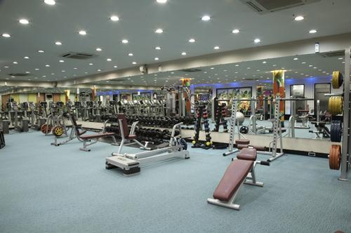 Fitness Centers in Gandhinagar