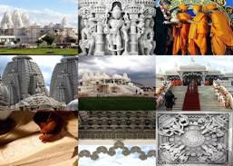 Religious Spots in Gandhinagar