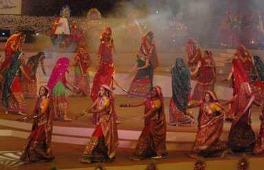 Festivals and Fairs in Gandhinagar