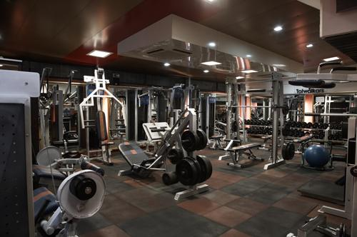 Gyms in Gandhinagar