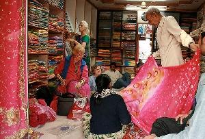 Shopping in Gandhinagar