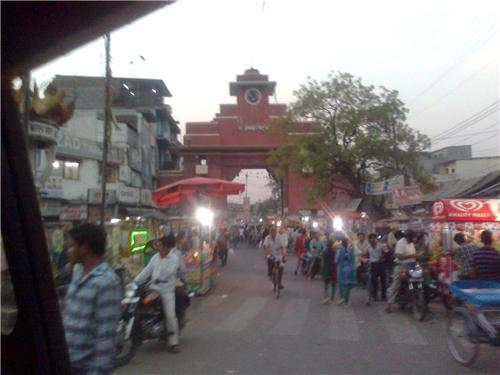 Local Markets in Ghaziabad