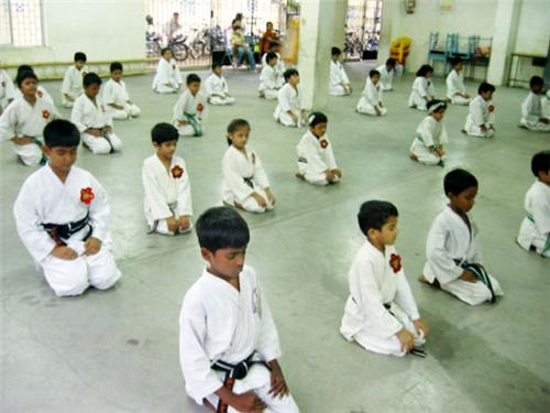Martial Arts Academies in Ghaziabad