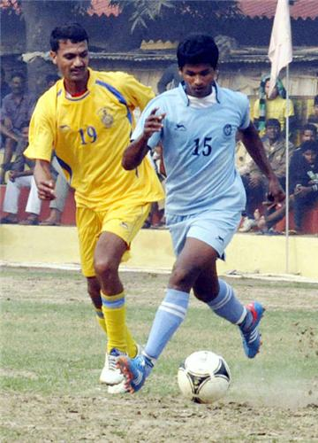 Football in Giridih