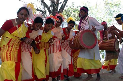 Folk dances of Giridih