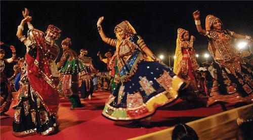 Garba-Dance-Godhra