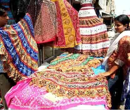 Shopping in Godhra
