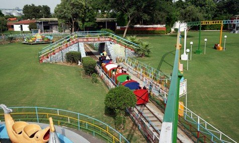 Amusement Park in Gurugram