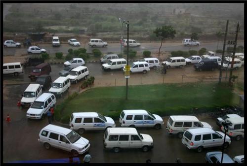 Cabs in Gurugram