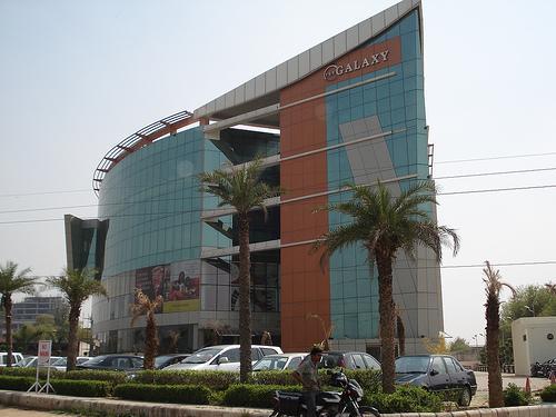 View of Gurugram Galaxy Mall