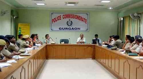 Administration in Gurugram