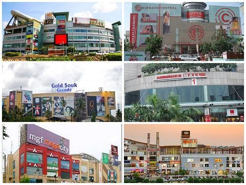 Gurugram Malls