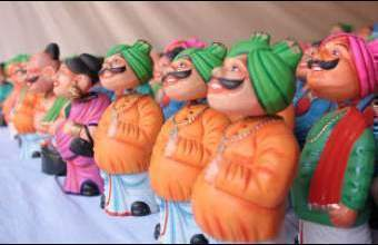 Urusvati Museum of Folk Lore in Gurugram