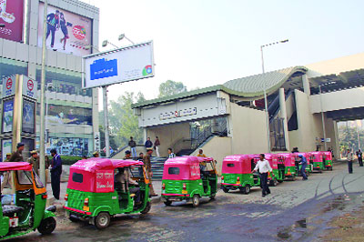 Autos in Gurugram